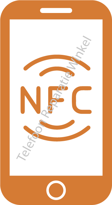 NFC-antenne vervangen